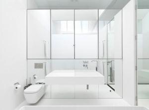 Modern Mirrored Walls