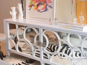 Spectacular Mirrored Furniture