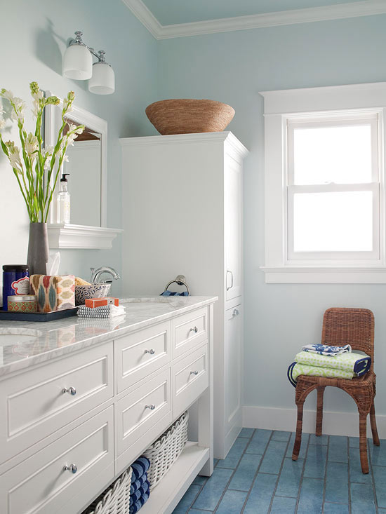 10 bathroom color ideas