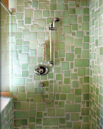 best eco-friendly bathroom tile